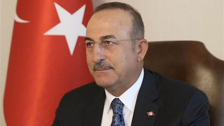 Bakan Çavuşoğlu, FKÖ Genel Sekreteri Ureykat görüştü