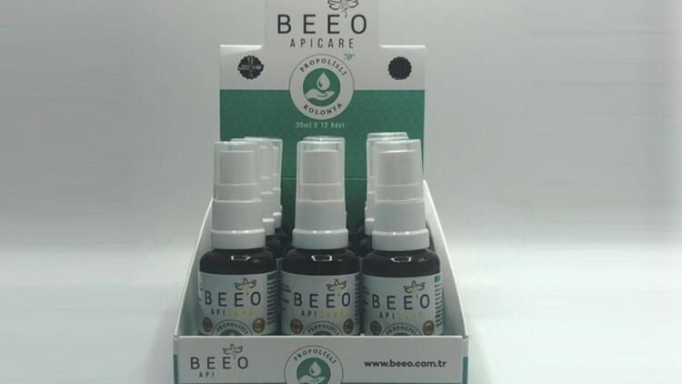 Arı ürünleri ile hazırlanan BEE'O Kolonya, geçmişten günümüze siz ve sevdikleriniz için…