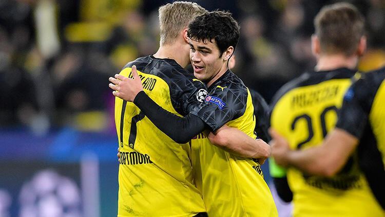 Son dakika | Borussia Dortmund'da Giovanni Reyna ısınırken sakatlandı