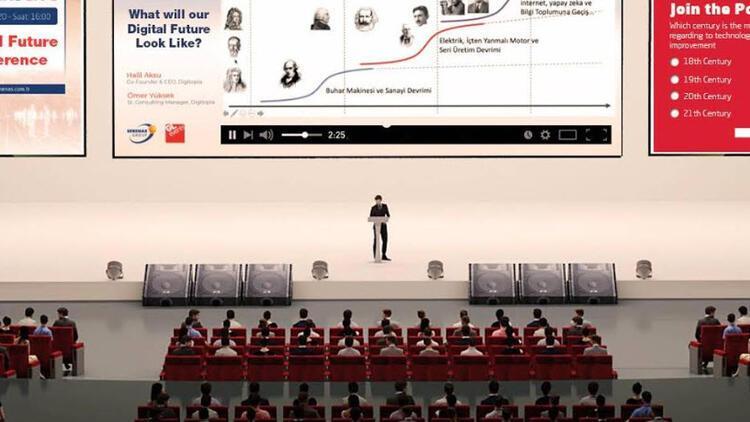 Dijital Etkinlik Merkezi kapılarını açıyor