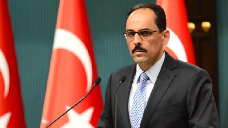 Cumhurbaşkanlığı Sözcüsü Kalın: Türkiye, Kırım Tatarlarının yanında