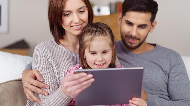 Tech-savvy ebeveyn olmak