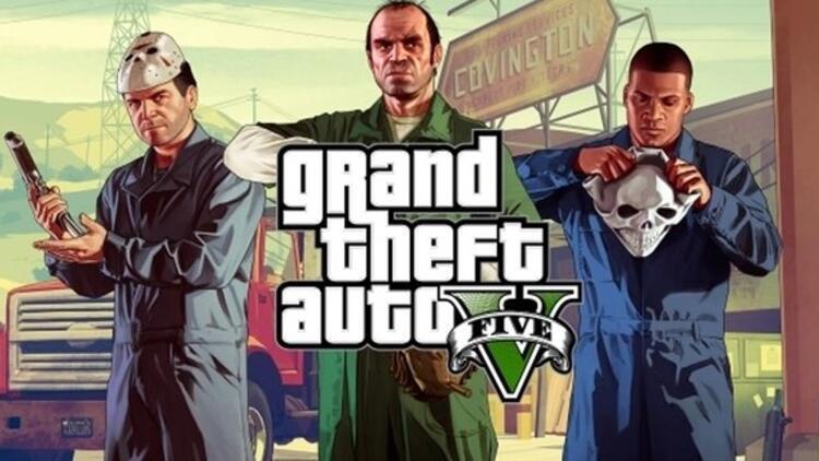 GTA 5 herkese ücretsiz oldu, sunucular çöktü