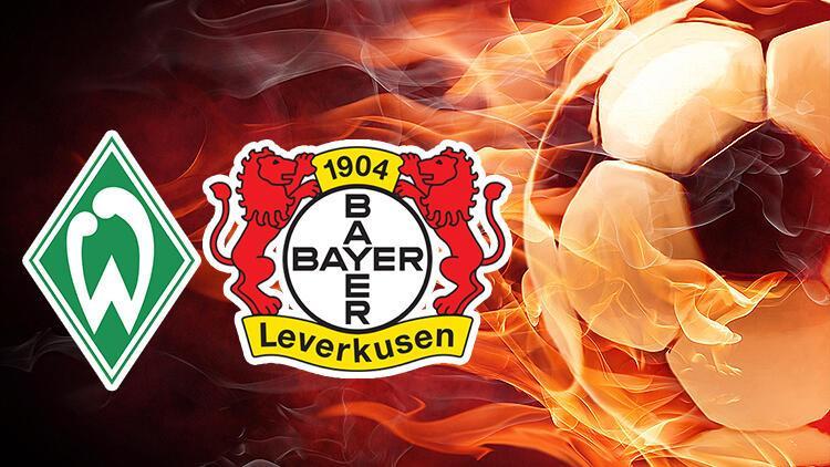Werder Bremen Bayer Leverkusen maçı ne zaman saat kaçta hangi kanalda?