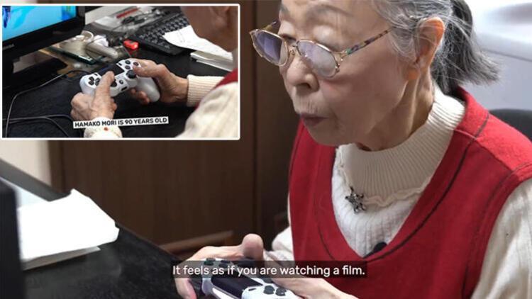 90 yaşındaki dünyanın en yaşlı bilgisayar oyuncusu rekor kırdı