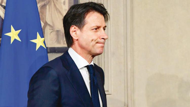"""İtalya Başbakanı Conte: """"Bu kadar büyük bir küresel krize hazırlıklı değildik"""""""