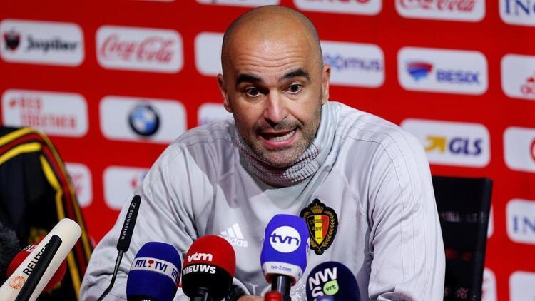 Roberto Martinez, 2022'ye kadar Belçika'da! Sözleşmesi uzatıldı...