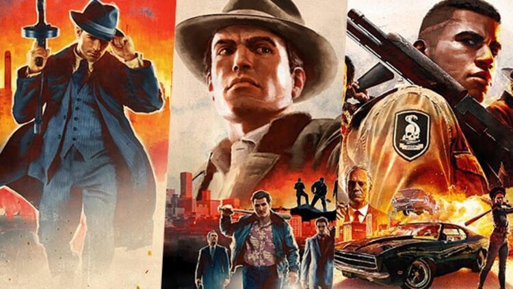 Mafia: Trilogy | Efsane oyun serisi geri dönüyor