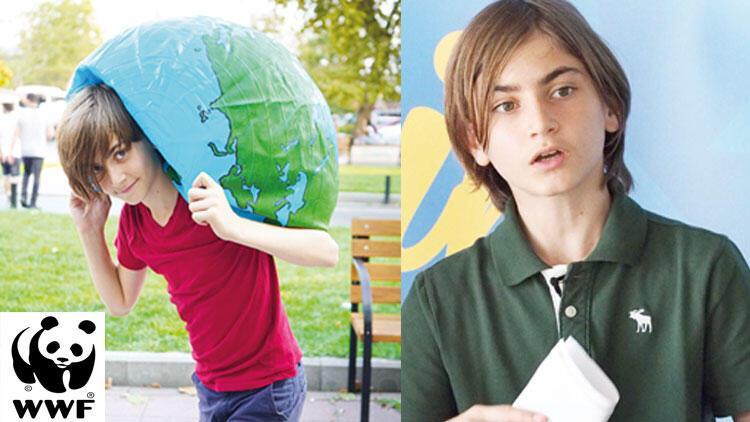 Genç Atlas'a çevreci ödülü