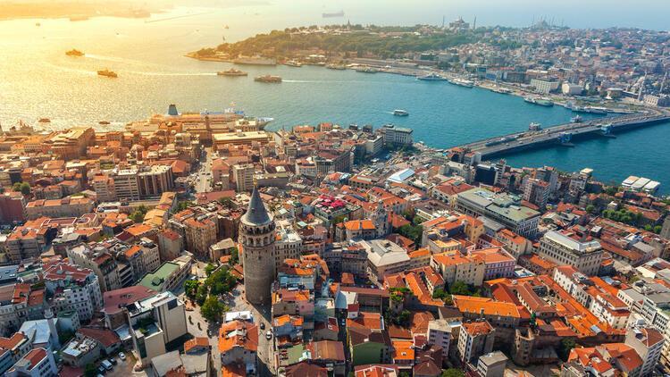 Açık havada İstanbul'dan Uludağ'ı görmek mümkün