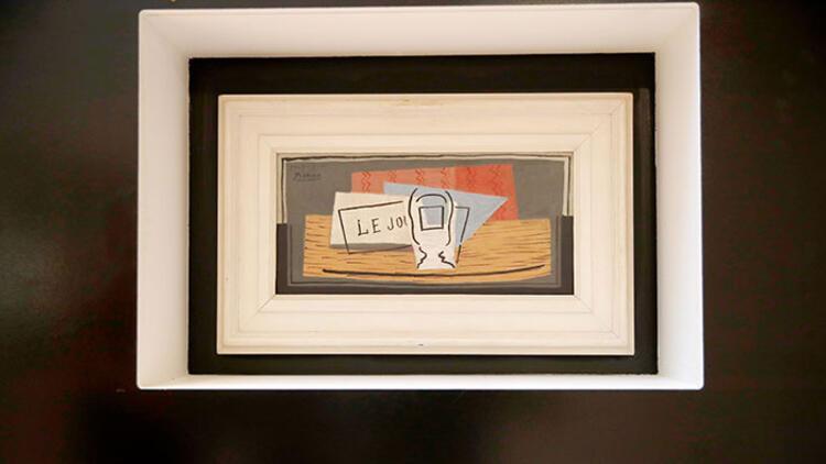 51 bin 140 kişi arasından Picasso tablosu kazandı