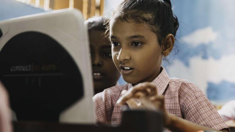 Öğrenciler için dijital öğrenim programı başladı