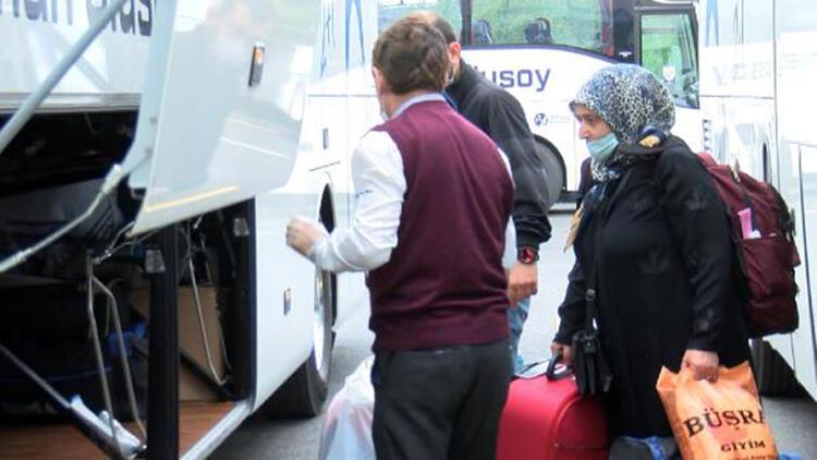 İstanbul'da çay hasadı yolculuğu sürüyor