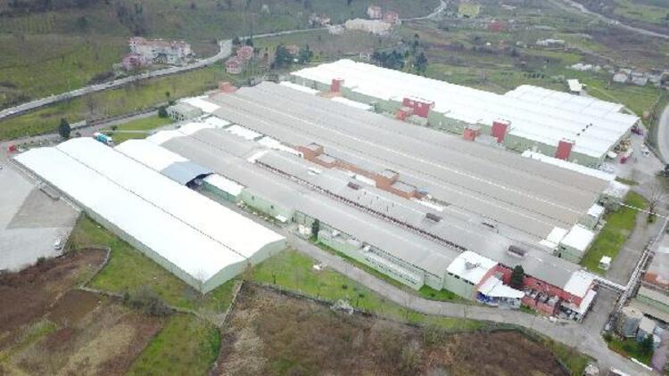 Zonguldak'ta iplik fabrikasında 3 işçide koronavirüs tespit edildi, üretim durduruldu