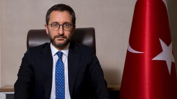 İletişim Başkanı Altun: Minarelerden şarkı çalınması kabul edilemez bir saldırı