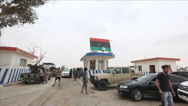 Libya ordusunun Trablus'un güneyinde önemli noktaları ele geçirdiği açıklandı