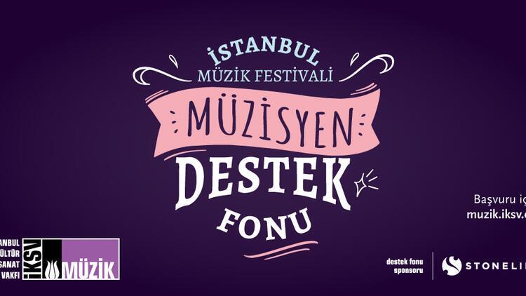 İstanbul Müzik Festivali'nden Müzisyen Destek Fonu