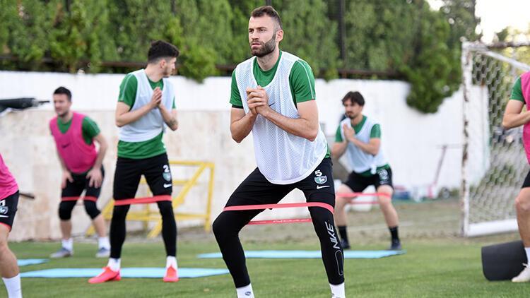 Yukatel Denizlisporlu futbolcular 4 günlük bayram iznine çıktı