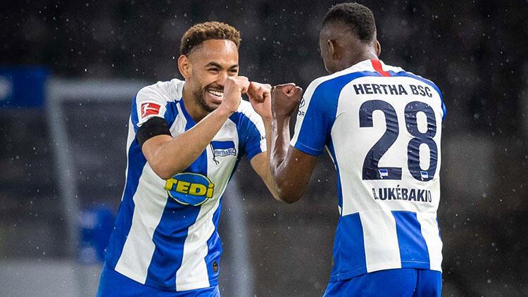 Hertha Berlin 4-0 Union Berlin