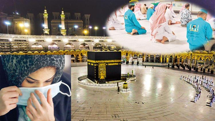 İslam âlemi korona yayılmasın diye tedbirleri arttırdı.. Hüzünlü bayram