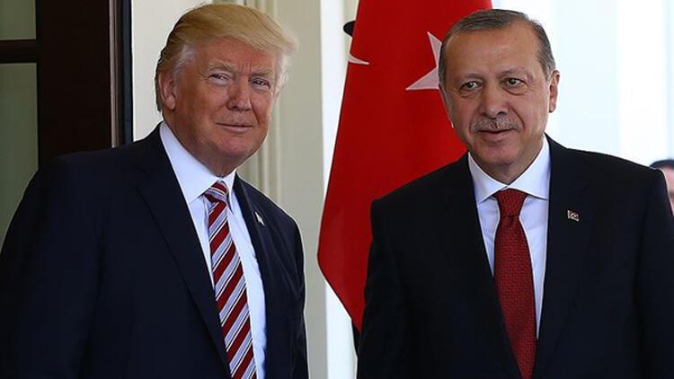 Son dakika haberler: Cumhurbaşkanı Erdoğan'dan, Trump ile kritik görüşme