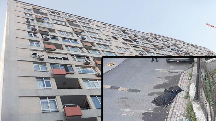 17 katlı binanın çatısından beton zemine.. Yakınları kahroldu!