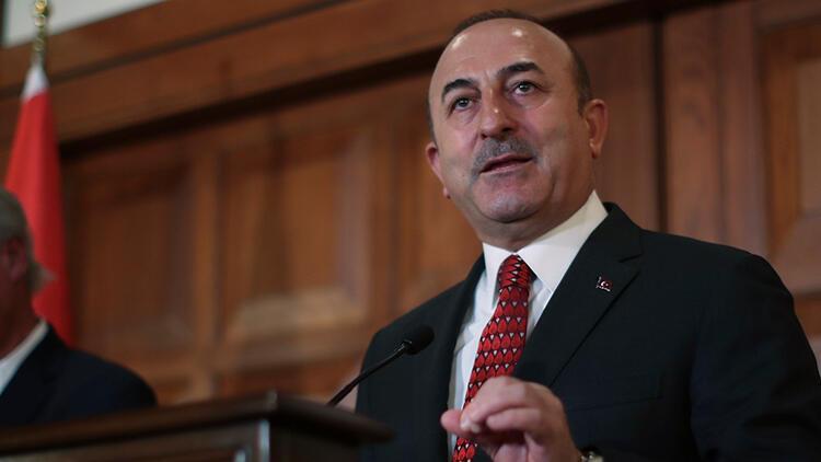 """Bakan Çavuşoğlu: """"Hedeflerimize emin adımlarla ilerleyeceğiz"""""""