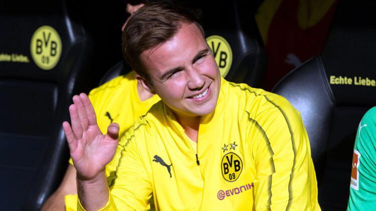 Mario Götze, sezon sonunda Dortmund'dan ayrılacak