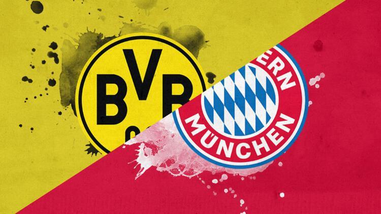 Bundesliga'da sezonun dev maçı