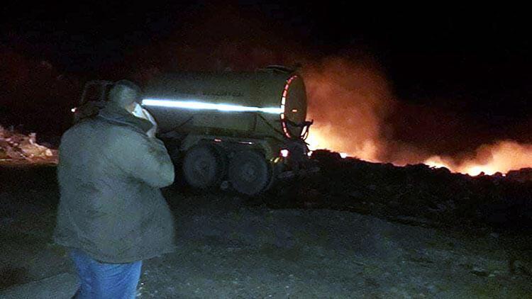 Antalya'da ormanda meydana gelen yangın büyük hasara yol açtı