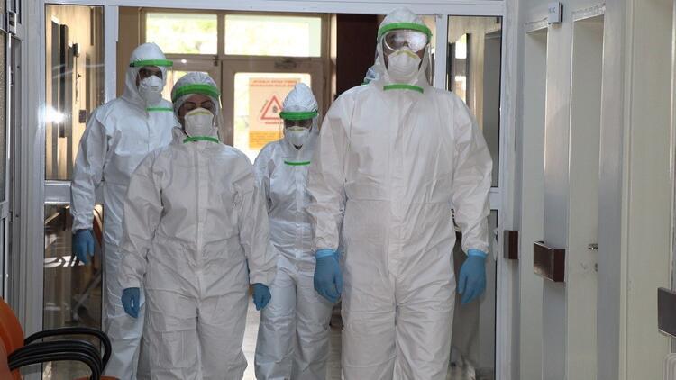 Bingöl'de 35 gün aradan sonra yeniden koronavirüs vakası görüldü