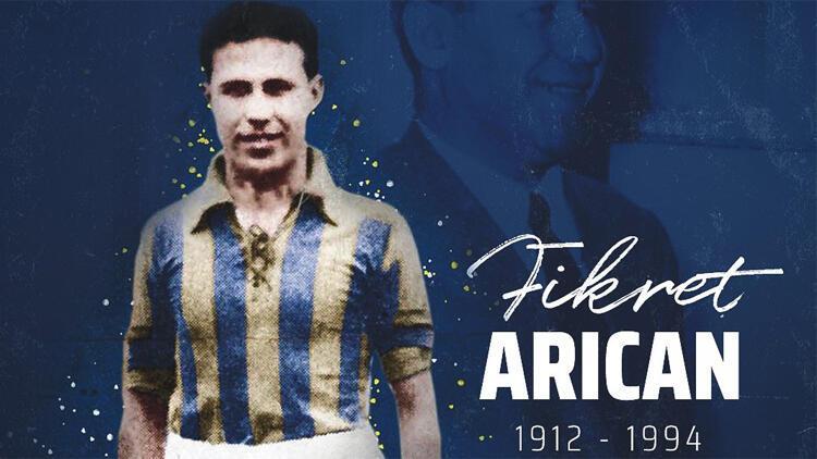 Fenerbahçe eski başkanı Fikret Arıcan vefatının 26. yılında anıldı