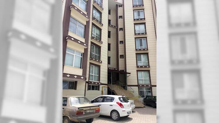 Vaka tespit edilen sitede, 2 apartman karantinaya alındı