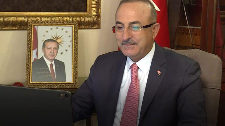 Çavuşoğlu'nun açıklaması Rum Yönetimi'ni endişelendirdi