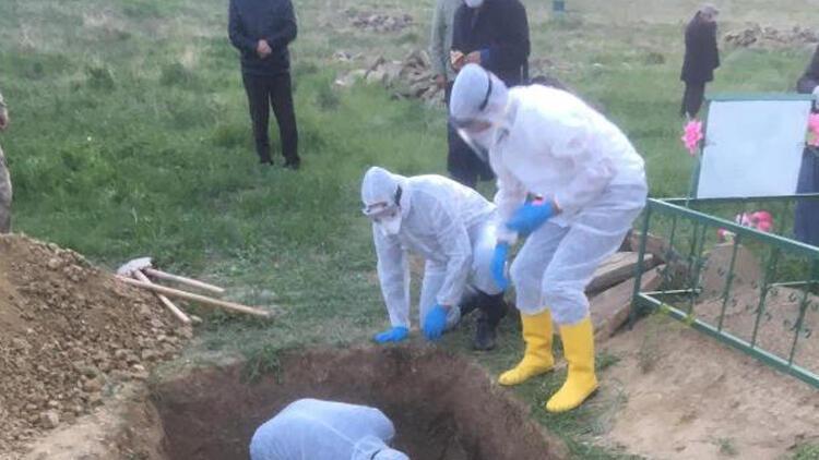 Son dakika haberi: Van'da gizli taziye çadırı... Koronavirüs karantinasına alınan mahallede bir kişi öldü