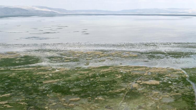 Nasreddin Hoca'nın maya çaldığı göle yağışlar umut oldu