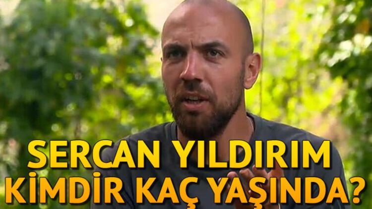 Survivor Sercan Yıldırım kimdir, kaç yaşında?