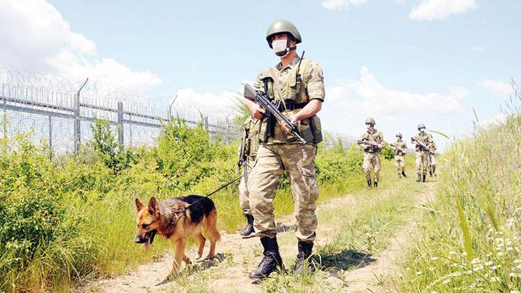 Yunanistan ile sınırda çit krizi