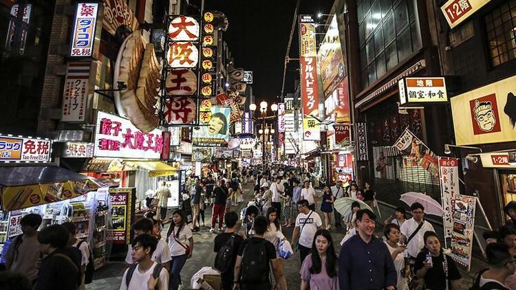 Japonya tatile gideceklere para verecek