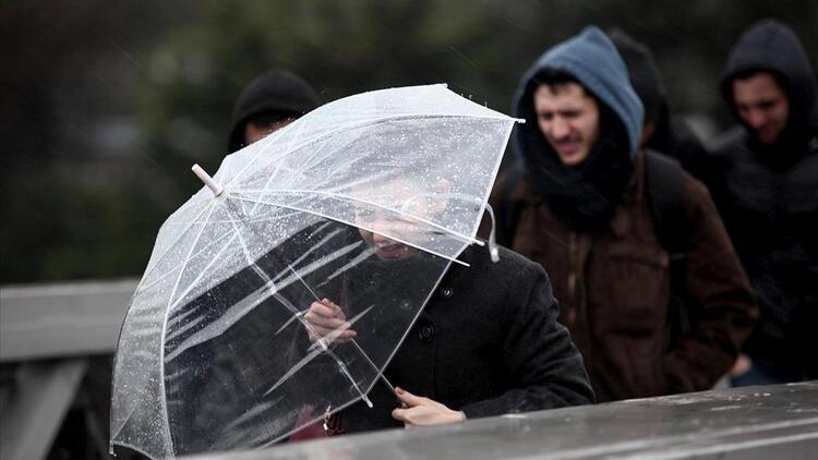 Yarın hava nasıl olacak? Meteoroloji'den sağanak yağış uyarısı: 27 Mayıs hava durumu