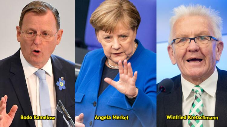 Merkel resti çekti: Ne aşı var, ne ilaç! Herkes uyanık olmalı