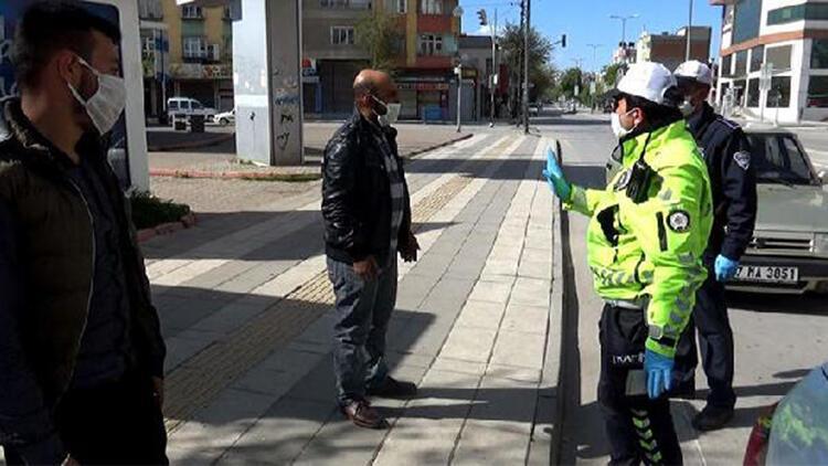 Yalova'da 4 günlük kısıtlamada 513 kişiye 425 bin TL ceza