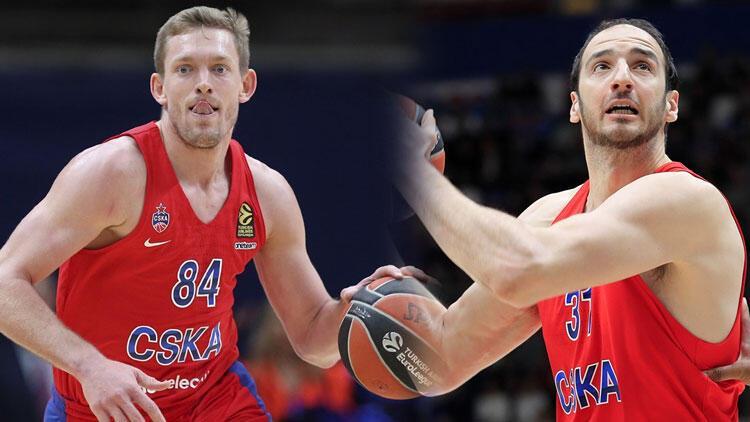 CSKA Moskova'da iki ayrılık açıklandı!