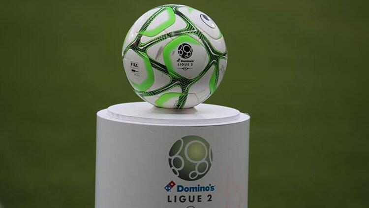 """Fransa Futbol Federasyonu, Ligue 2'de """"küme düşmeme"""" kararını iptal etti"""
