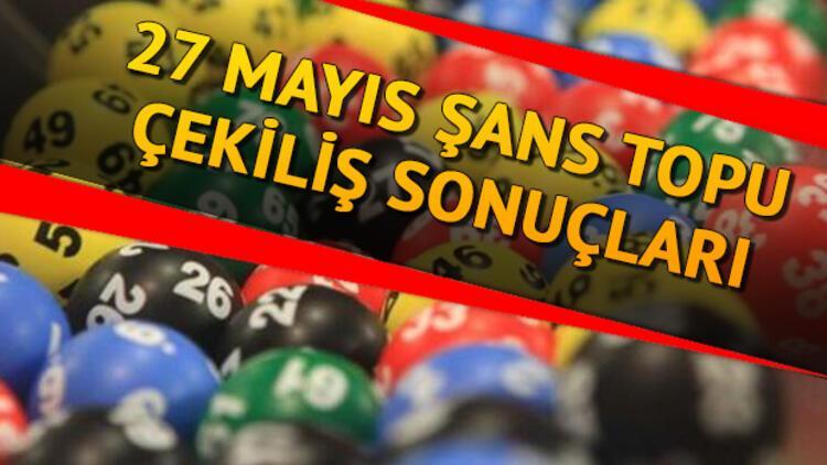 989. hafta Şans Topu çekiliş sonuçları açıklandı: İkramiye o illere çıktı - 27 Mayıs Şans Topu MPİ hızlı sonuç sorgulama ekranı