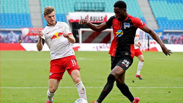 Leipzig 2-2 Hertha Berlin | Maçın özeti ve golleri