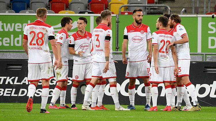 Fortuna-Düsseldorf 2-1 Schalke 04