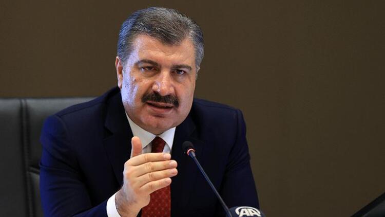 Son dakika haberi: Sağlık Bakanı Koca'dan sokağa çıkma kısıtı açıklaması