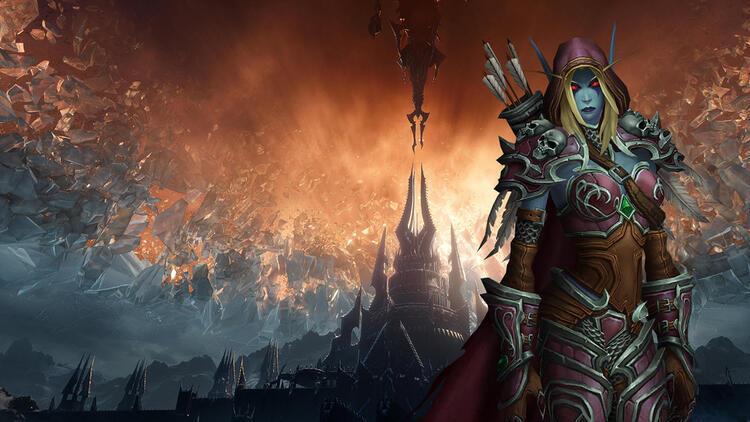 World of Warcraft Shadowlands canlı yayını için geri sayım