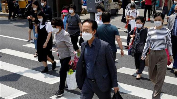 Güney Kore'de son 50 günün en yüksek Corona Virüs vaka artışı görüldü